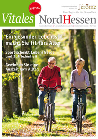 Beihefter Fit im Alter 2015