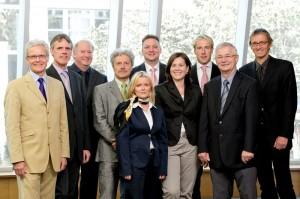 Das Team der Wirtschaftsförderung Kassel GmbH. Foto: Wirtschaftsförderung Kassel GmbH
