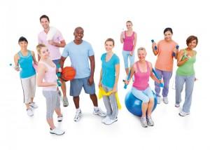 Entscheidender Wettbewerbsfaktor für Arbeitnehmer und Unternehmen: Gesundheit und Fitness. Foto: istockphoto.com