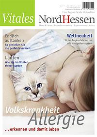 Vitales Nordhessen Ausgabe 01/2014