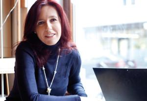 Helga Kristina Kothe, Chefredakteurin Vitales Nordhessen. Foto: Mario Zgoll