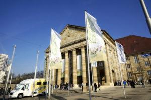 Austragungsort der Gesundheitstage Nordhessen: das Kongress Palais Kassel – Stadthalle. Foto: Mario Zgoll