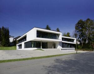 Der neue Praxisstandort an der Druseltalstraße 178 in Kassel-Bad Wilhelmshöhe. Foto: privat