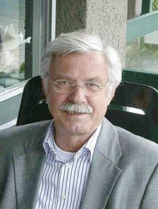 Pfarrer Hans Stolp. Foto: Corinna Schindler/das freelance team