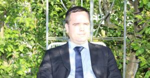 Hans Martin Krause, neuer Chefredakteur der Zeitschrift Vitales Nordhessen.