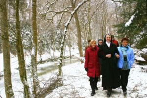 Kultur, Begegnung, Glaube zur Weihnachtszeit in wohltuender Gemeinschaft und Inspiration zum Jahreswechsel. Foto: obs/Klösterreich