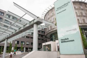 Das Klinikum Kassel. Foto: Gesundheit Nordhessen AG